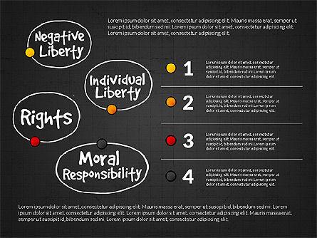 Freedom Organizational Chart, Slide 16, 03894, Business Models — PoweredTemplate.com