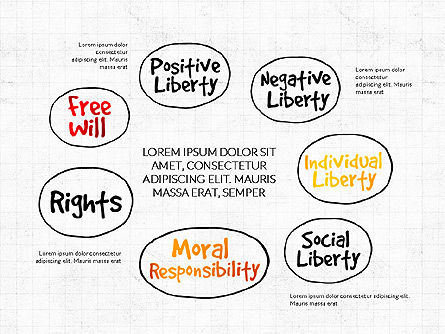 Freedom Organizational Chart, Slide 7, 03894, Business Models — PoweredTemplate.com