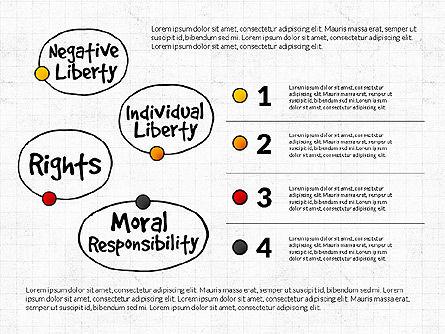 Freedom Organizational Chart, Slide 8, 03894, Business Models — PoweredTemplate.com