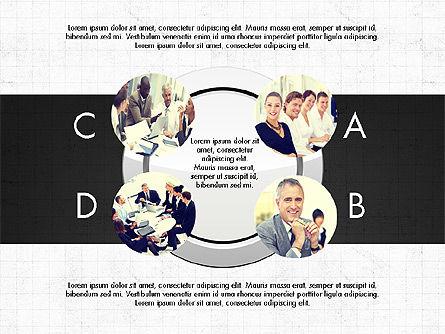 Presentation Templates: Team apresentação slides #03895