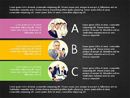 Team Presentation Slides, Slide 11, 03895, Presentation Templates — PoweredTemplate.com