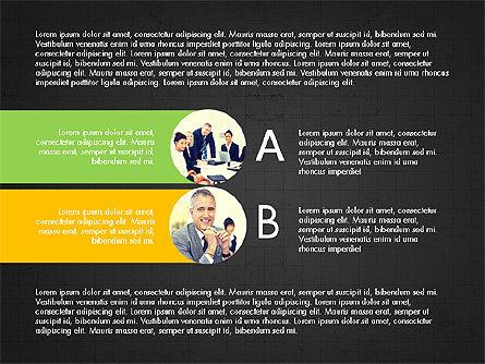Team Presentation Slides, Slide 13, 03895, Presentation Templates — PoweredTemplate.com