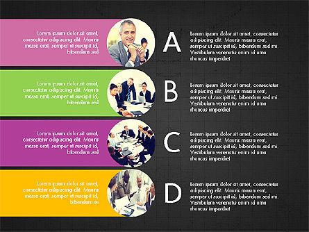 Team Presentation Slides, Slide 15, 03895, Presentation Templates — PoweredTemplate.com