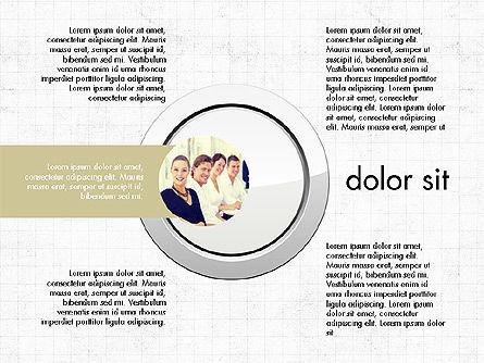 Team Presentation Slides, Slide 2, 03895, Presentation Templates — PoweredTemplate.com