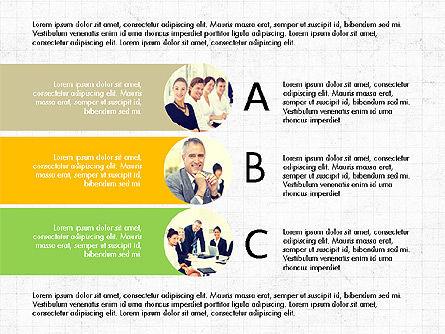 Team Presentation Slides, Slide 3, 03895, Presentation Templates — PoweredTemplate.com