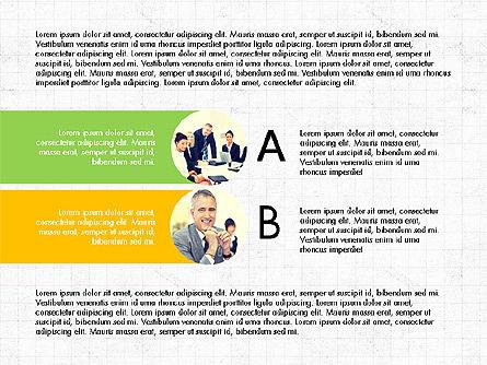 Team Presentation Slides, Slide 5, 03895, Presentation Templates — PoweredTemplate.com