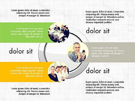 Team Presentation Slides, Slide 6, 03895, Presentation Templates — PoweredTemplate.com