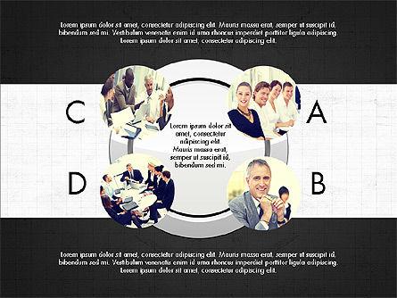 Team Presentation Slides, Slide 9, 03895, Presentation Templates — PoweredTemplate.com