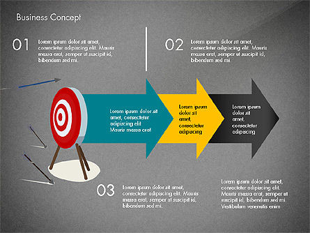 Promotion Plan Presentation Concept, Slide 16, 03898, Presentation Templates — PoweredTemplate.com