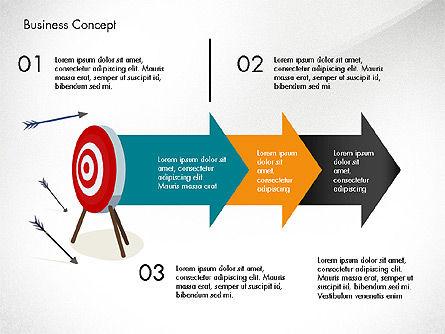 Promotion Plan Presentation Concept, Slide 8, 03898, Presentation Templates — PoweredTemplate.com