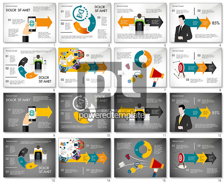 Promotion Plan Presentation Concept