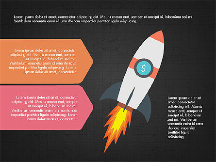 Startup Project Presentation Deck, Slide 13, 03901, Presentation Templates — PoweredTemplate.com