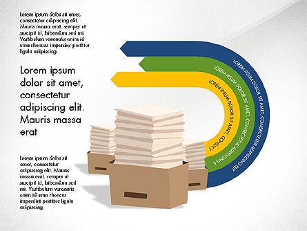 Startup Project Presentation Deck, Slide 2, 03901, Presentation Templates — PoweredTemplate.com