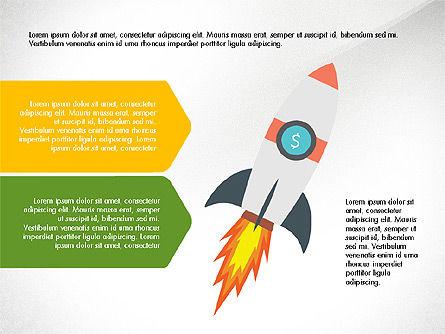 Startup Project Presentation Deck, Slide 5, 03901, Presentation Templates — PoweredTemplate.com