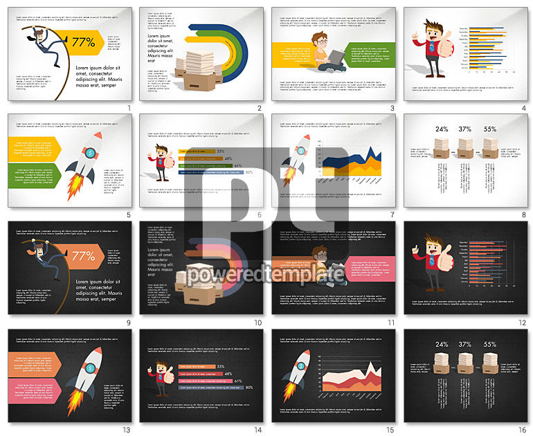 Startup Project Presentation Deck