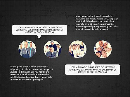 Presentation Concept with Photos, Slide 10, 03902, Presentation Templates — PoweredTemplate.com