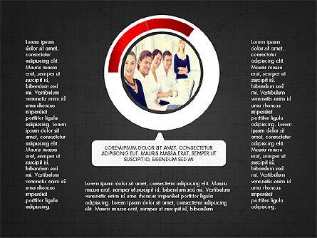 Presentation Concept with Photos, Slide 13, 03902, Presentation Templates — PoweredTemplate.com