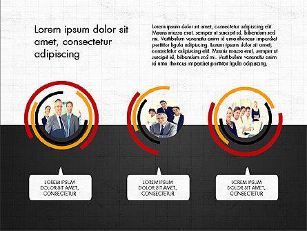 Presentation Concept with Photos, Slide 14, 03902, Presentation Templates — PoweredTemplate.com