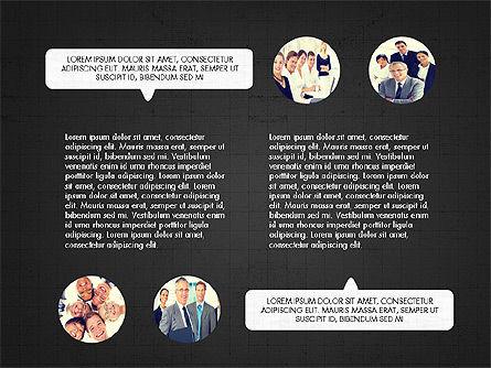 Presentation Concept with Photos, Slide 15, 03902, Presentation Templates — PoweredTemplate.com
