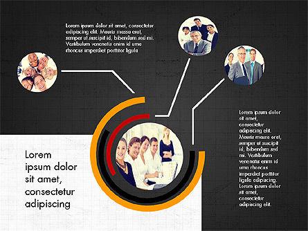 Presentation Concept with Photos, Slide 16, 03902, Presentation Templates — PoweredTemplate.com