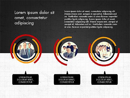 Presentation Concept with Photos, Slide 6, 03902, Presentation Templates — PoweredTemplate.com