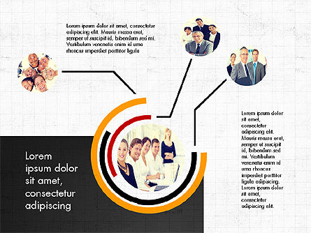 Presentation Concept with Photos, Slide 8, 03902, Presentation Templates — PoweredTemplate.com
