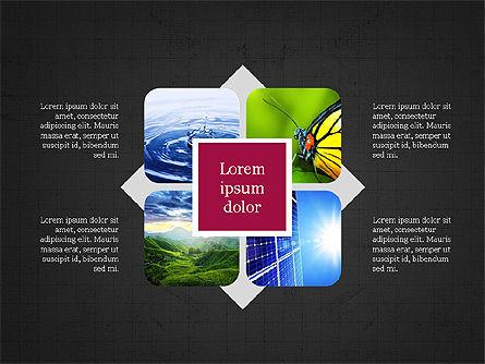 Sustainability Presentation Concept, Slide 10, 03903, Presentation Templates — PoweredTemplate.com
