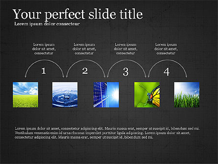 Sustainability Presentation Concept, Slide 12, 03903, Presentation Templates — PoweredTemplate.com