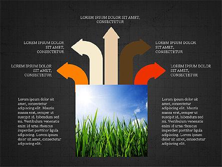 Sustainability Presentation Concept, Slide 14, 03903, Presentation Templates — PoweredTemplate.com