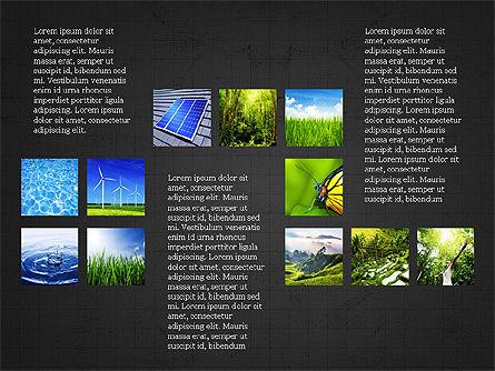 Sustainability Presentation Concept, Slide 16, 03903, Presentation Templates — PoweredTemplate.com