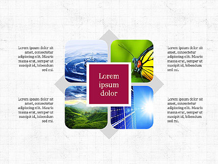 Sustainability Presentation Concept, Slide 2, 03903, Presentation Templates — PoweredTemplate.com