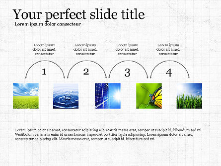 Sustainability Presentation Concept, Slide 4, 03903, Presentation Templates — PoweredTemplate.com