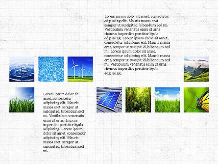 Sustainability Presentation Concept, Slide 5, 03903, Presentation Templates — PoweredTemplate.com