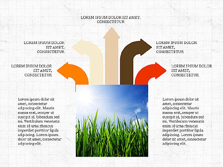 Sustainability Presentation Concept, Slide 6, 03903, Presentation Templates — PoweredTemplate.com