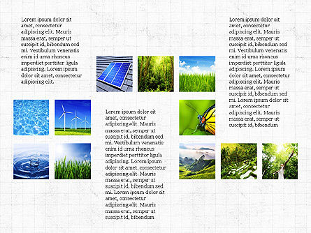 Sustainability Presentation Concept, Slide 8, 03903, Presentation Templates — PoweredTemplate.com