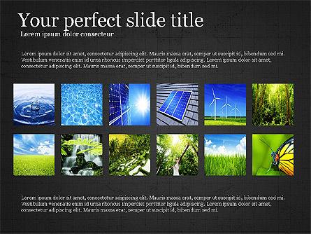 Sustainability Presentation Concept, Slide 9, 03903, Presentation Templates — PoweredTemplate.com