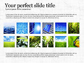 Presentation Templates: Sustainability Presentation Concept #03903
