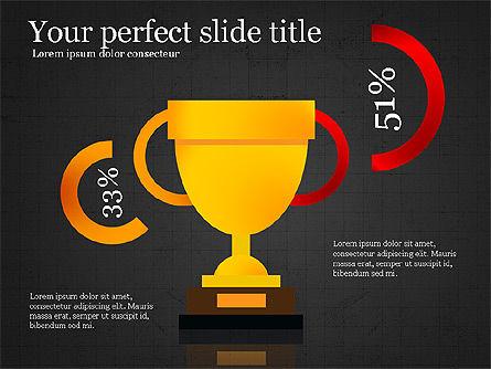 Winning Strategy Concept Presentation, Slide 10, 03905, Presentation Templates — PoweredTemplate.com