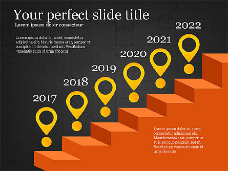 Winning Strategy Concept Presentation, Slide 12, 03905, Presentation Templates — PoweredTemplate.com