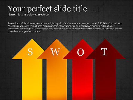 Winning Strategy Concept Presentation, Slide 13, 03905, Presentation Templates — PoweredTemplate.com