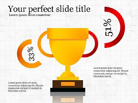 Winning Strategy Concept Presentation, Slide 2, 03905, Presentation Templates — PoweredTemplate.com