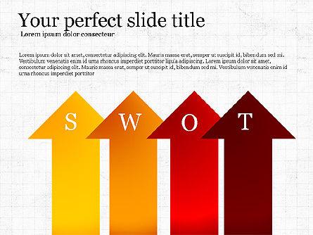 Winning Strategy Concept Presentation, Slide 5, 03905, Presentation Templates — PoweredTemplate.com
