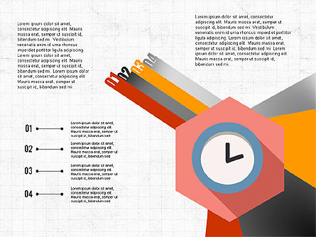 Document Management Concept Presentation Infographic