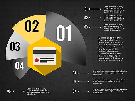 Document Management Concept Presentation Infographic, Slide 10, 03906, Infographics — PoweredTemplate.com