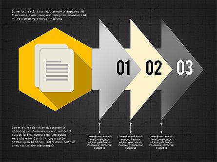 Document Management Concept Presentation Infographic, Slide 11, 03906, Infographics — PoweredTemplate.com