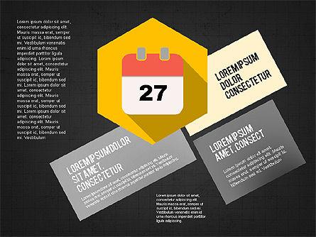 Document Management Concept Presentation Infographic, Slide 13, 03906, Infographics — PoweredTemplate.com