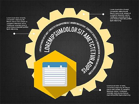 Document Management Concept Presentation Infographic, Slide 15, 03906, Infographics — PoweredTemplate.com
