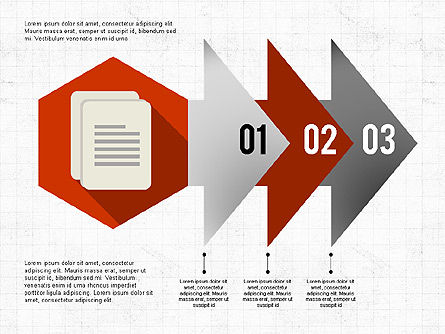 Document Management Concept Presentation Infographic Slide 3