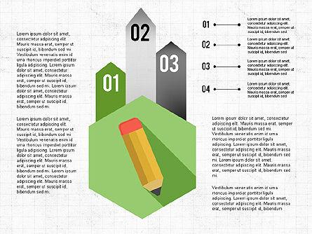 Document Management Concept Presentation Infographic, Slide 6, 03906, Infographics — PoweredTemplate.com