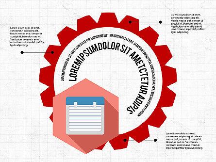 Document Management Concept Presentation Infographic, Slide 7, 03906, Infographics — PoweredTemplate.com
